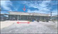 อาคารพาณิชย์หลุดจำนอง ธ.ธนาคารอาคารสงเคราะห์ ทับใต้ หัวหิน ประจวบคีรีขันธ์