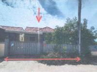 บ้านแฝดหลุดจำนอง ธ.ธนาคารอาคารสงเคราะห์ ปราณบุรี ปราณบุรี ประจวบคีรีขันธ์