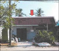 บ้านเดี่ยวหลุดจำนอง ธ.ธนาคารอาคารสงเคราะห์ ห้วยทราย เมืองประจวบคีรีขันธ์ ประจวบคีรีขันธ์