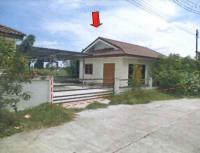 บ้านเดี่ยวหลุดจำนอง ธ.ธนาคารอาคารสงเคราะห์ หินเหล็กไฟ หัวหิน ประจวบคีรีขันธ์